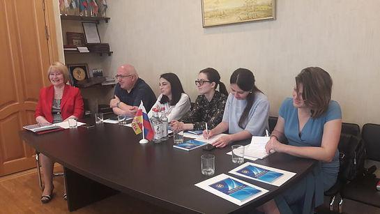 Первые выпускники владикавказской Школы межэтнической журналистики получили сертификаты